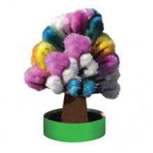 Дерево разноцветное