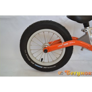 Беговел kokua jumper оранжевый