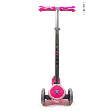 Globber Primo Plus розовый