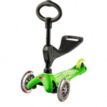 Mini Micro Deluxe 3 в 1 зеленый