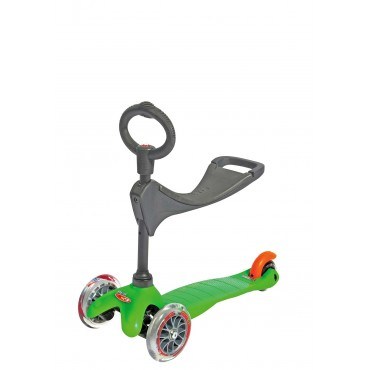 Mini Micro 3 в 1 зеленый