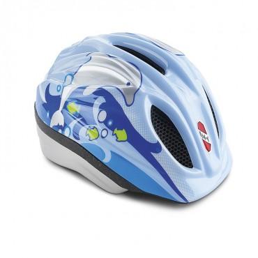 Шлем Puky Голубой
