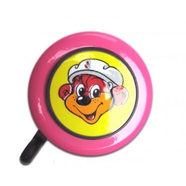 Звонок Puky розовый