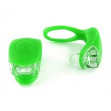 Комплект фонарей зеленый