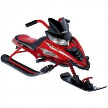 Yamaha VIPER SNOW BIKE красный