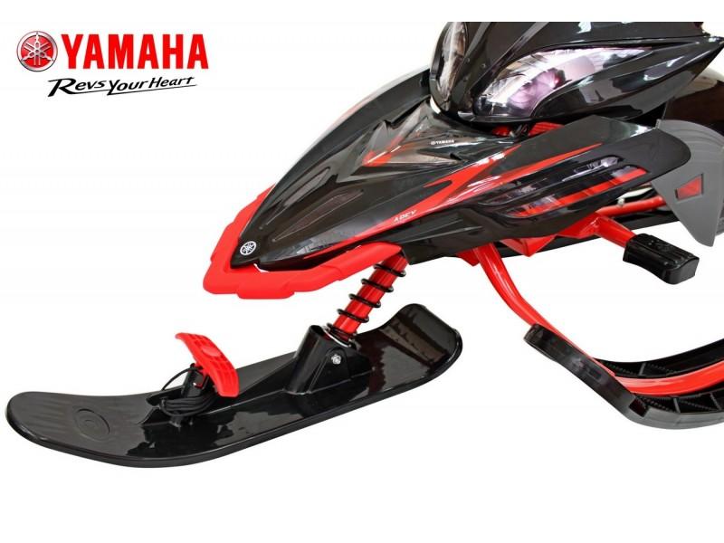 Снегокат yamaha apex snow bike titanium отзывы