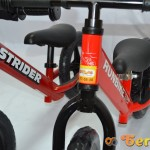 Отличие беговелов Strider и RunBike (с фото)
