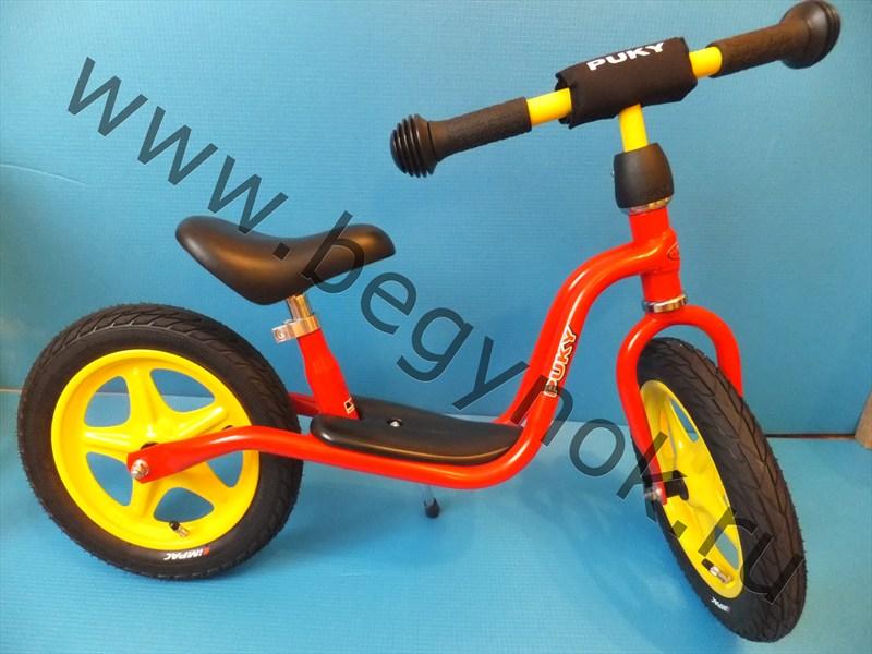 велосипед без педалей Puky