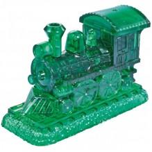 3D головоломка паровозик