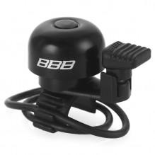 Велозвонок BBB черный