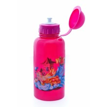 Бутылочка для воды розовая