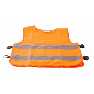 Защитный жилет для детей оранжевый