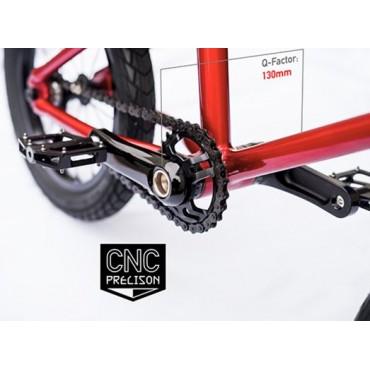 Bike8 Mini BMX Черный