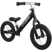Cruzee Ultralite Air Balance Bike Черный