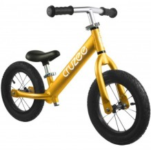 Cruzee Ultralite Air Balance Bike Золотой