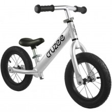 Cruzee Ultralite Air Balance Bike Серебристый