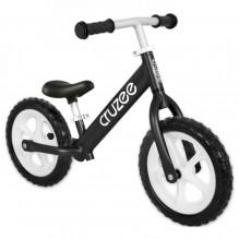 Cruzee Ultralite Balance Bike Черный