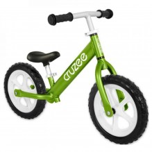 Cruzee Ultralite Balance Bike Зеленый