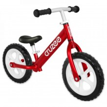 Cruzee Ultralite Balance Bike Красный