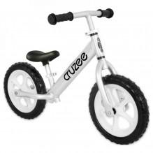 Cruzee Ultralite Balance Bike Серебристый