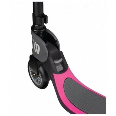 Globber Flow 125 Foldable черно-розовый
