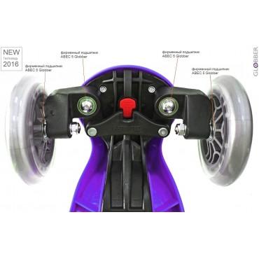Globber Primo Plus фиолетовый