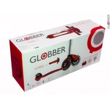 Globber Primo Plus красный