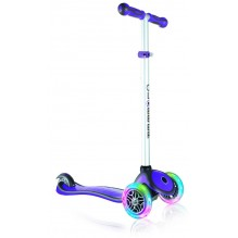 Globber Primo Plus lights фиолетовый