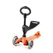 Mini Micro Deluxe 3 в 1 оранжевый