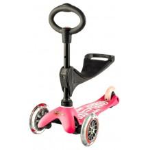 Mini Micro Deluxe 3 в 1 розовый