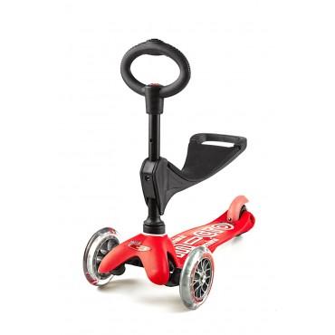 Mini Micro Deluxe 3 в 1 красный