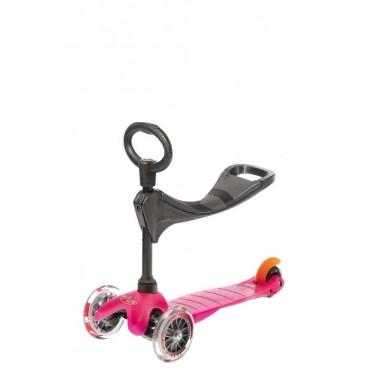Mini Micro 3 в 1 розовый