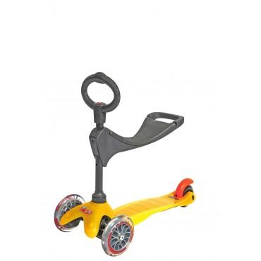 Mini Micro 3 в 1 желтый