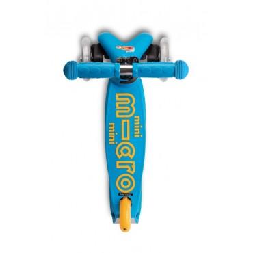 Mini Micro Deluxe складной Морской синий