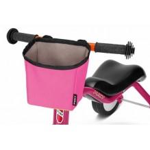 Сумка на руль для беговелов pukylino, wutsch и fitsch LT 3 розовая