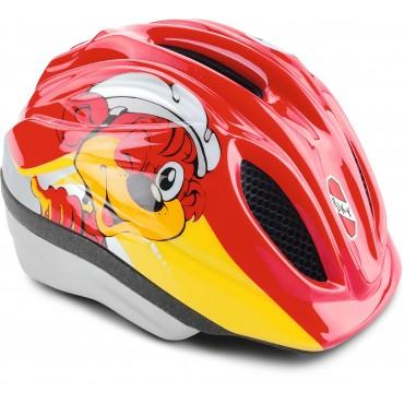Шлем Puky красный