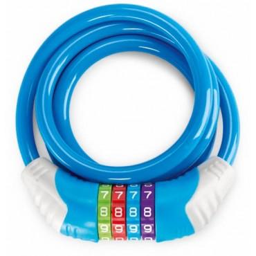 Велозамок Puky синий
