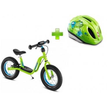 Комплект БеговелоСТАРТ Puky Lr XL зеленый