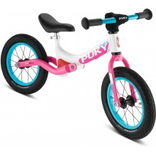 Puky Lr Ride белый/розовый