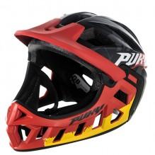 Шлем FullFace Puky M (54-58) черный