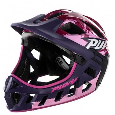 Шлем FullFace Puky M (54-58) розовый