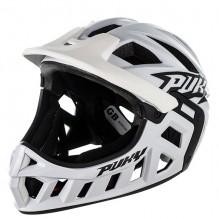 Шлем FullFace Puky S (50-54) белый