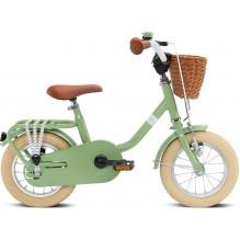 Puky STEEL CLASSIC 12 retro Зеленый