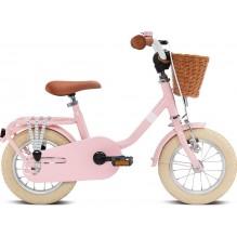 Puky STEEL CLASSIC 12 retro Розовый