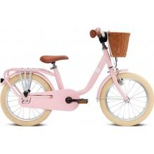 Puky STEEL CLASSIC 16 retro Розовый