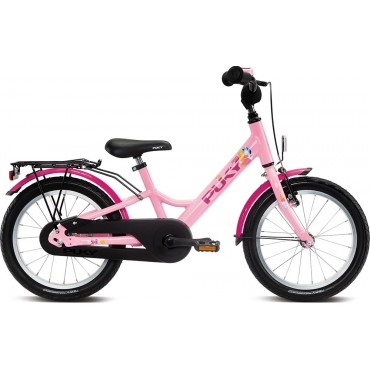 Puky YOUKE 16 розовый