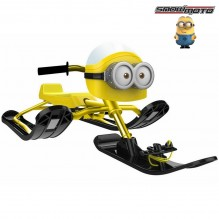 Snow Moto MINION Despicable ME желтый