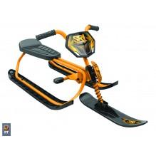 Снегокат SnowRunner SR1 оранжевый