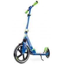 Trolo Comfort 230 синий-зеленый с амортизатором