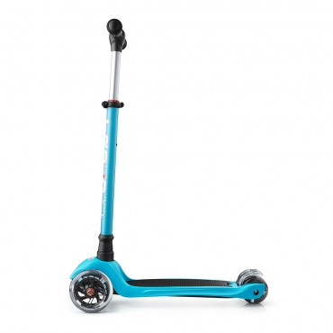 Trolo Maxi голубой-черный со светящимися колесами